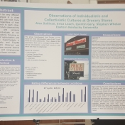 2016 Psychology Department Research Showcase