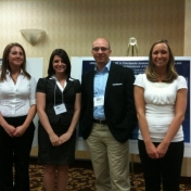Psychology students at 2011 MMPI Symposium
